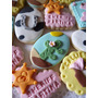 Mesa Dulce Sheriff Callie Cakepops Galletitas Mini Brownies
