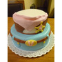 Torta Cupcakes Galletitas Sheriff Callie Armá Tu Mesa Dulce