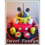 Sweet Paulyn Mickey Mouse 1 Añito