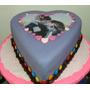 Torta Esperanza Mia C/imagen Comestible Y Frase A Eleccion