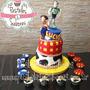 Tortas Artesanales - Pastel Chueco Toy Story