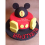 Tortas Decoradas Infantiles Minnie Y Mickey Cookies Cupcakes