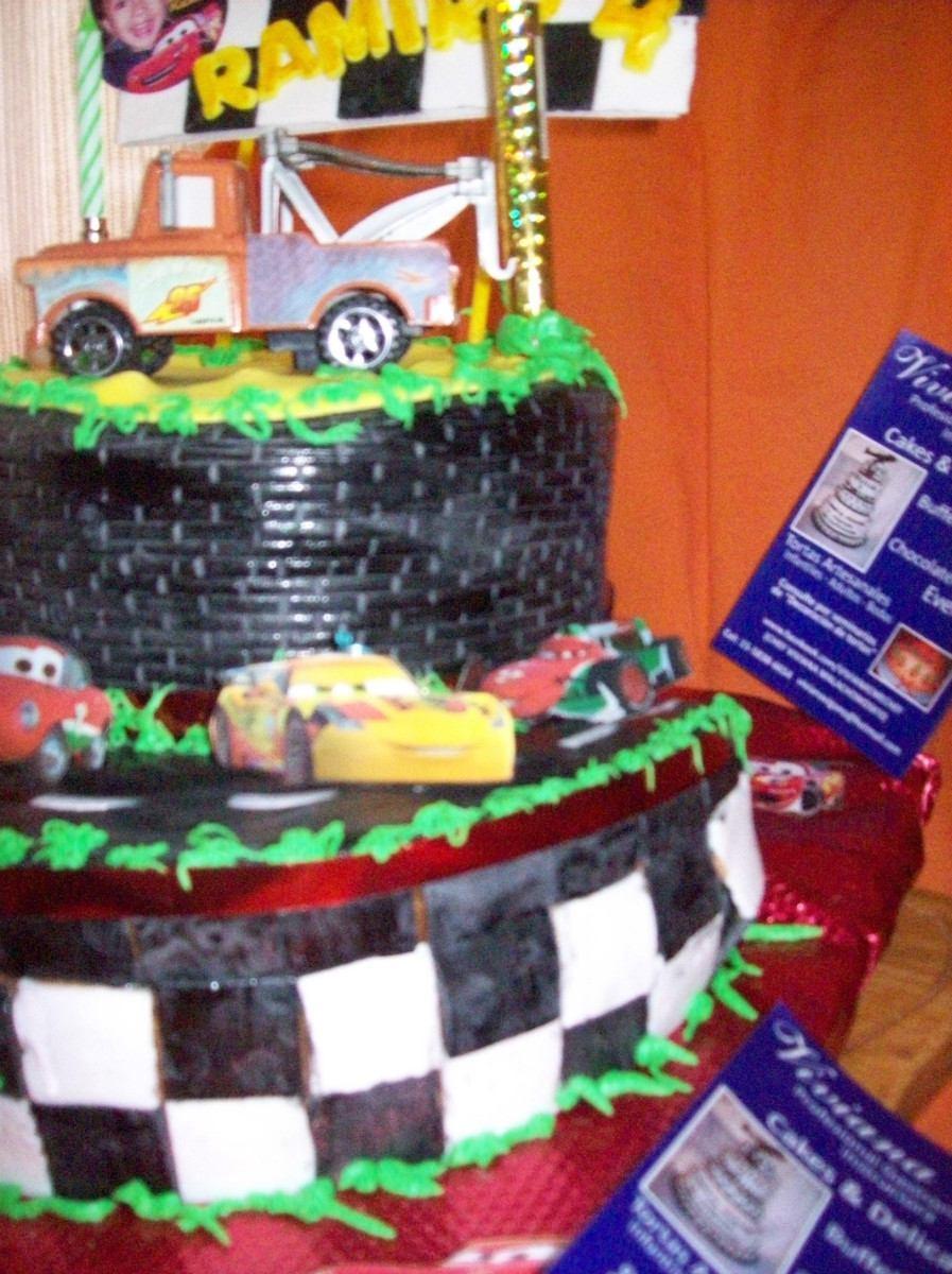Baño Para Torta Infantil:tortas infantiles cars title Car Pictures