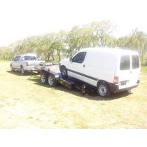 Minimetal Fabrica Trailer Para Auxilios Y Traslados 5 T