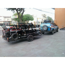 Trailer Facundo Cuatris,batanes Motos Etc. Stock Permanente