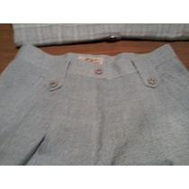 Trajecito (pantalon Y Saco) Forrado Claudia Rubinztein