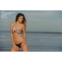 Bikini Lody Bandeau Taza Soft Y Vedetina. Talle 3 En Stock