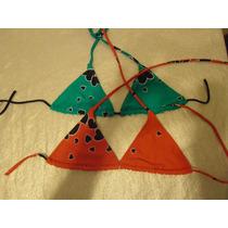 Corpiño Triangulito Con Corredera Exclusivos Art1000