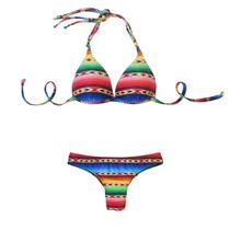 Bikini Triángulo Soft Y Media Cola México Luz De Mar