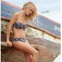 Bikini Bandeau Marcela Koury 2016 Mallas Coulotteless 3290