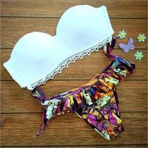 Bikini Colecciòn 2015 / 2016 Mallas Para Baño Dos Piezas