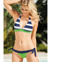 Bikini Andressa,marilyn Base Estampado Less Para Atar