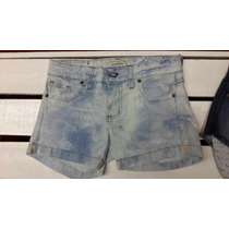 Short Mujer Talle 26 (36)