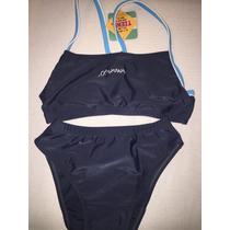 Malla Dos Piezas Bikini Natación Lycra