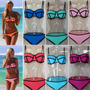 Bikini Neoprene Importado 2 Piezas Mas Regalo!!