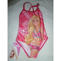 Malla Entera Barbie Original Talle 6