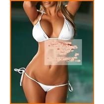 Hermosas Mallas Bikinis Importadas Varios Colores T:unico