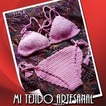 Bikinis Mayas 2015/16 Tejidas A Mano