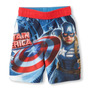 Malla Super Héroes - Marvel - Capitan America - Factor Uv 50