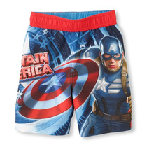 Malla Super Héroes - Marvel - Capitan America - Factor Uv 50