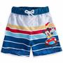 Malla Short De Baño Bb Mickey Disney Original Importada Usa