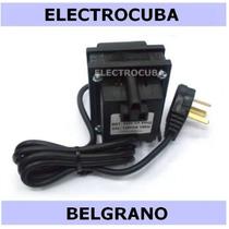 Transformador 220v-110v 100watt Reales Belgrano