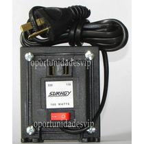 Transformador De Voltaje De 220 A 110 Volts Potencia 100 W
