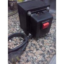 Autotransformador 220v/110v 1500w