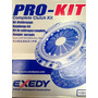 Kit Embrague Suzuki Swift Gti 1991 - 1996/ Swift 2007 - 2011