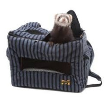 Bolso Transportador Frontal Marshall Huron/perro/gato