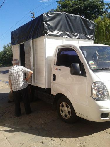 Transporte De Cargas En General.