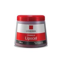 Lipocel Elimina Celulitis Efecto Prolongado Lidherma X 480 G