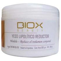 Yeso Lipolítico Reductor Biox Original Algas + Té Verde X Kg