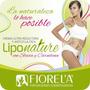 Liponature Fiorela Crema Ultra Reductora Modeladora Corporal