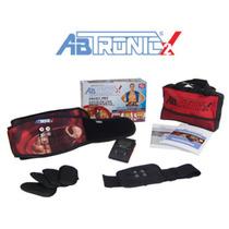 Ab Tronic X 2 Faja Electrodos 1 Día De Uso Nueva!!