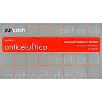 Parches Anticeluliticos X 28 Unidades Pur-patch Reductores