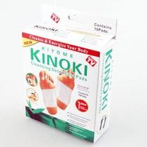 Kinoki Parches Desintoxicantes En Caja 10 Unidades Ultimos