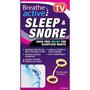 Silicona Antironquido Sleep Snore Tv Mejor Que Tiras Nasales