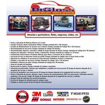 Limpieza De Tapizados E Interiores De Vehiculos