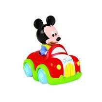 Autito Disney 14391 Con Ruedas Deslizantes Y Efectos Sonoros
