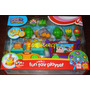 Baby Wheels Fun Fair Playset Feria De Diversion Circo