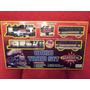Tren Con Vagones Set- 22 Piezas-