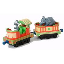 Chuggington Die Cast Mtambos Safari Cars Vagon Elefante Mono