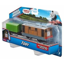 Fisher Price Thomas & Friends Trackmaster Toby Bunny Toys