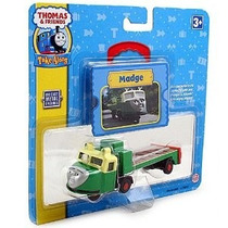 Thomas & Friends Take Along Die Cast Metal Madge Bunny Toys