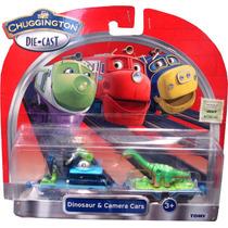Chuggington : Dinosaur & Camera Cars ! - Minijuegosnet