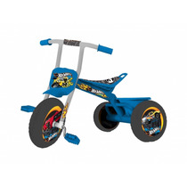 Triciclo Max Hot Wheels