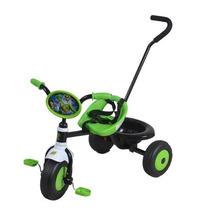 Triciclo Toy Story Disney Xg-16514 Con Barral De Empuje