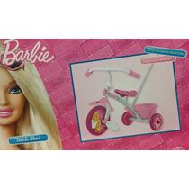 Triciclo Little Barbie Unibike Zap 302000