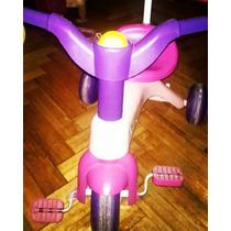 Triciclo Rondi Infantil Regalo De Navidad Para Nena